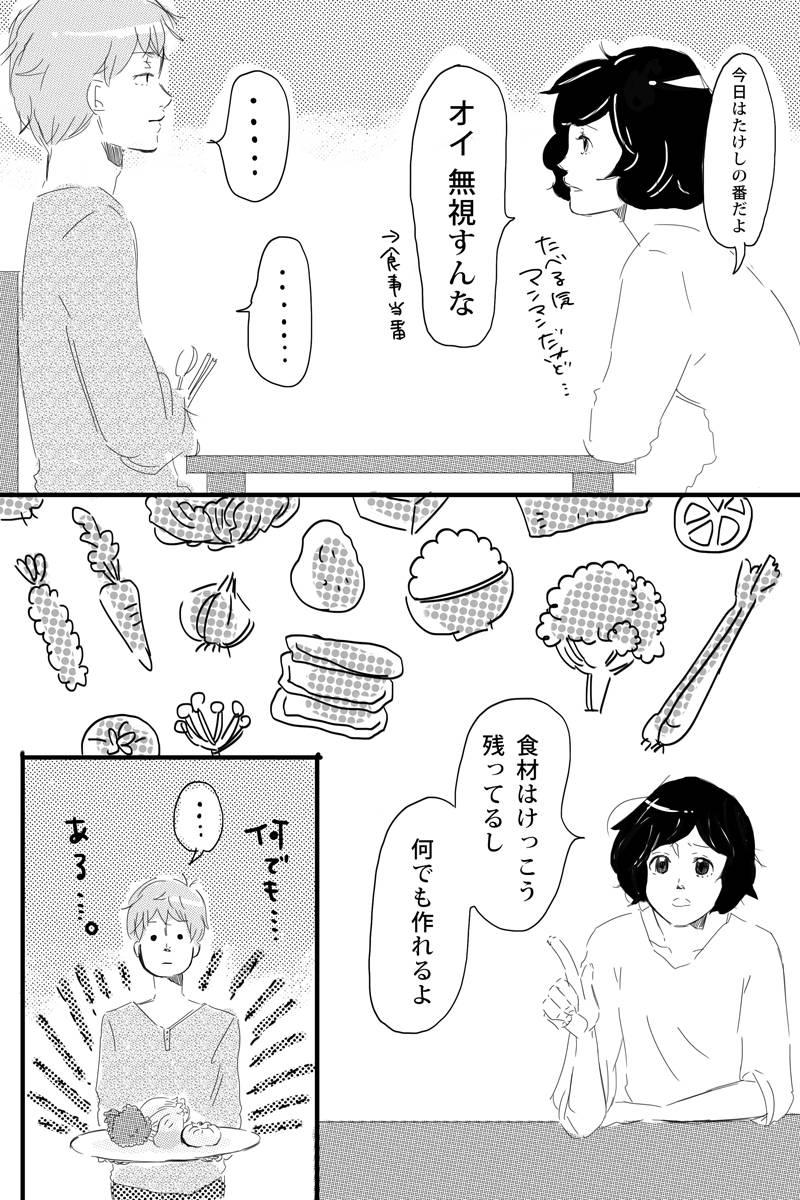 ちゃりんこ読み切り/短編 第1話