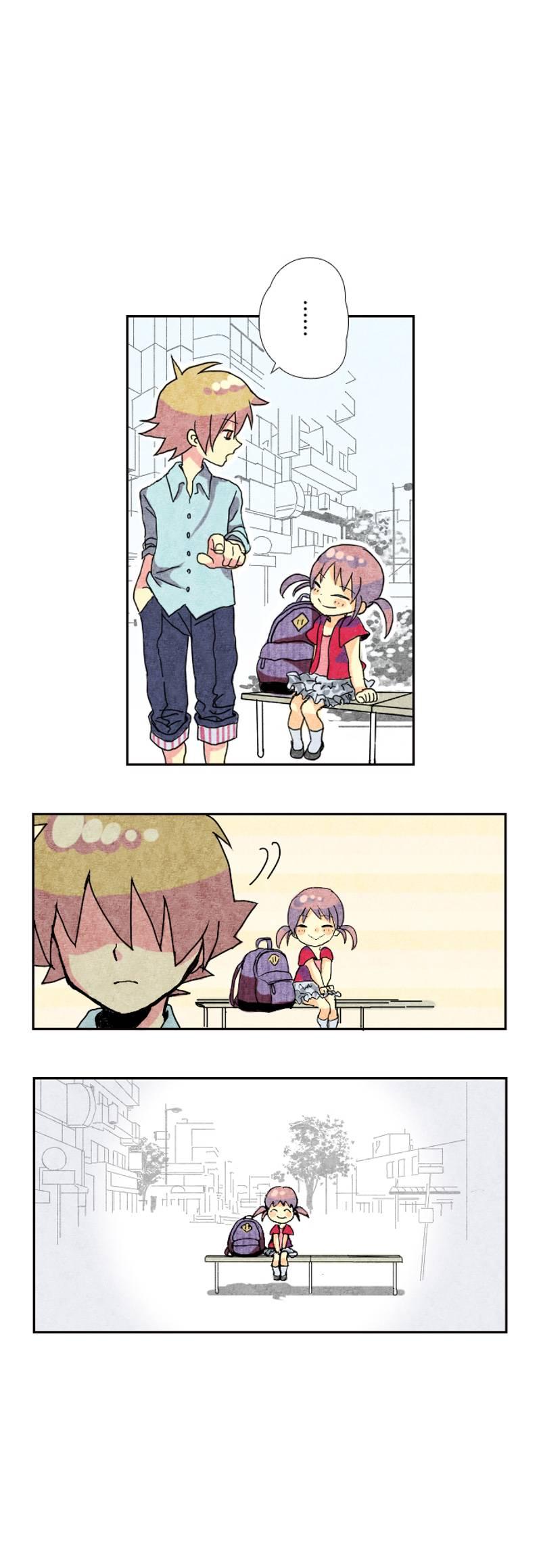 ポシェット 第1話